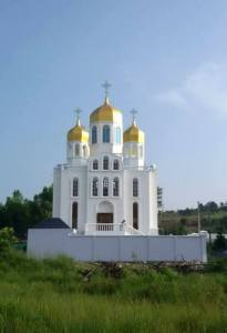 2.Храм в Сиануквиле